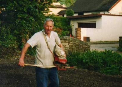 Jim fiddle drilling