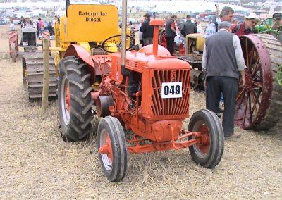 Case Model R at Great Dorset Steam fair 2009