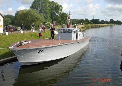 WW2 Patrol Boat Orne River 2019